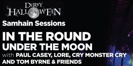 In The Round - Samhain Sessions tickets