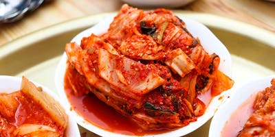 Hands-on Kimchi workshop: An introduction to Food Fermentation