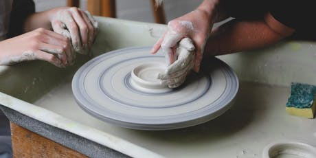 Potter's Wheel Tester Session with Amanda Cotton over UNITY weekend tickets