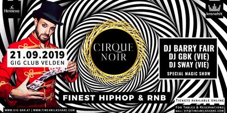 MILKSHAKE - CIRQUE NOIR // SUMMER CLOSING Tickets
