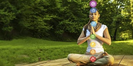 Chakra Healer Certificate (with optional Chakra Yoga) tickets