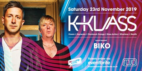 K-Klass @ Rojo tickets