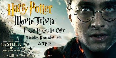 Harry Potter (Movies) Trivia at Pizza La Stella Cary tickets