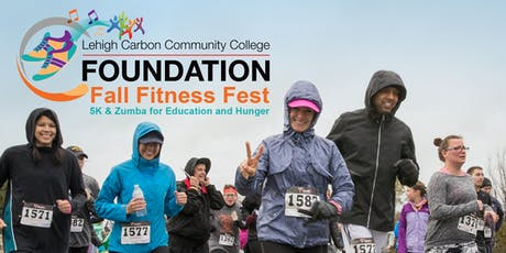 2019 LCCC Foundation Fall Fitness Fest 5k & Zumba for Hunger and Education tickets