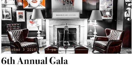 6th Annual Gala tickets