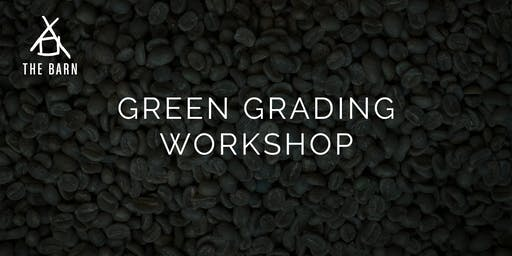 Quality Grading Of Our Green Coffee Workshop by THE BARN Berlin