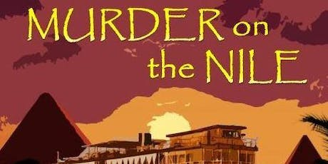 "The UCC Players present ""Murder on the Nile"" tickets"