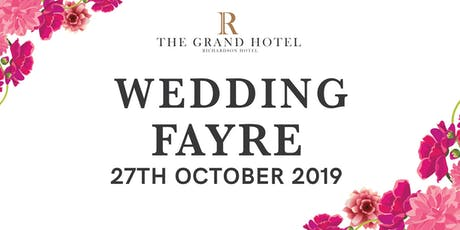 Annual Wedding Fair 2019 tickets