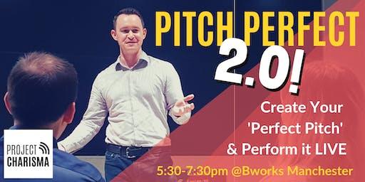 Project Charisma: PITCH PERFECT - 2.0! (November)