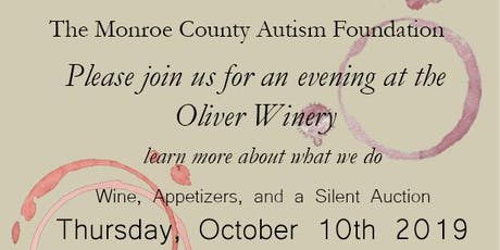 Monroe County Autism Foundation at Olivery Winery tickets