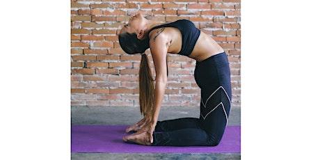 Hatha-Yoga : pour un weekend dynamisé 12h30-13h45 – Toulouse Pouvourville billets