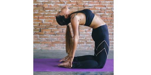 Hatha-Yoga : pour un weekend dynamisé 12h30-13h45 – Toulouse Pouvourville