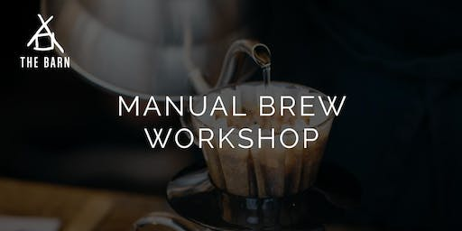 Manual Brew Workshop by THE BARN Berlin