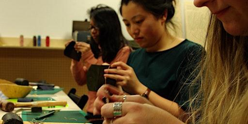 Full Moon Magic: Ethical Leather Workshop