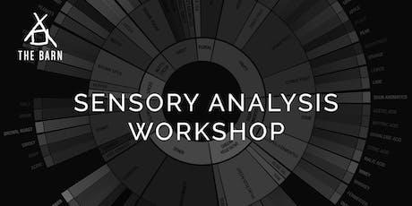 Sensory Analysis Workshop by THE BARN Berlin Tickets