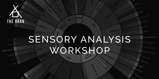 Sensory Analysis Workshop by THE BARN Berlin