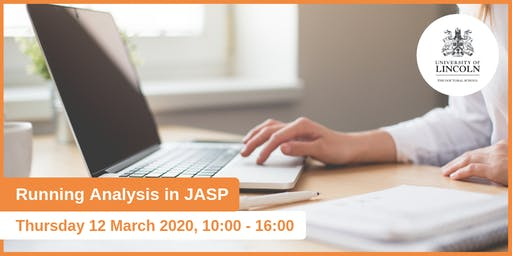 Running Analysis in JASP