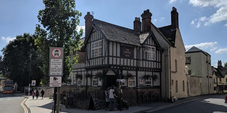 Oxford Pubs talk by Dave Richardson tickets