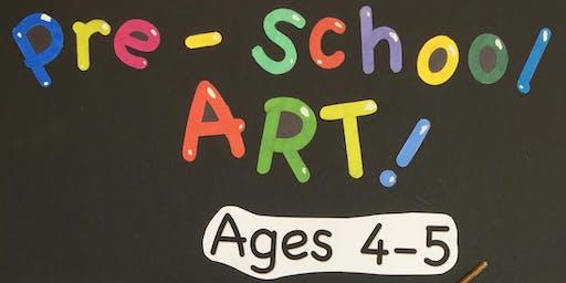 Pre-School Art