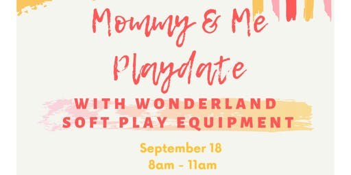 Mommy and Me Play Date