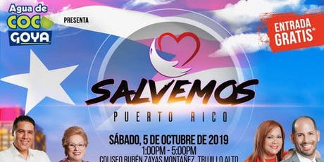 SALVEMOS PUERTO RICO tickets