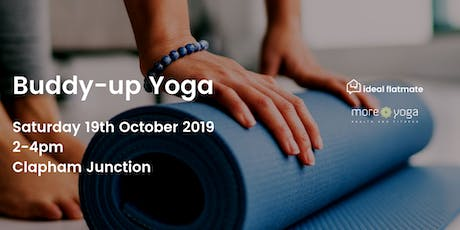 Buddy-up Yoga, Clapham Junction tickets