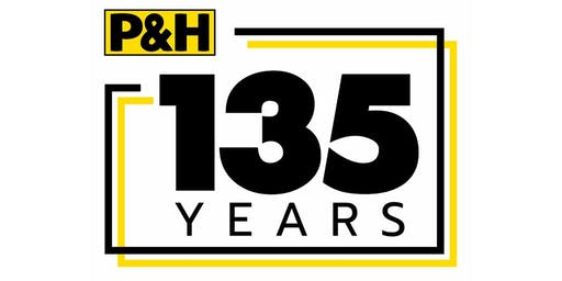 Celebrating 135 Years of P&H