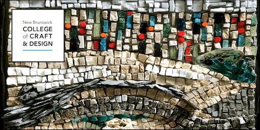 Mosaic Wall Art - Carole Lulham