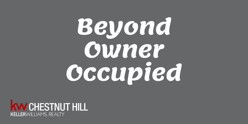 Beyond Owner Occupied