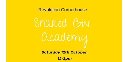 Shared Gin Academy
