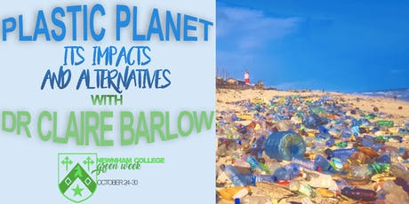 Plastic Planet - Its Impacts and Alternatives tickets