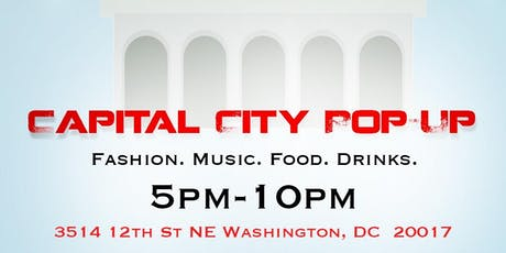 Capital City Pop-Up-Shop tickets