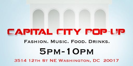 Capital City Pop-Up-Shop