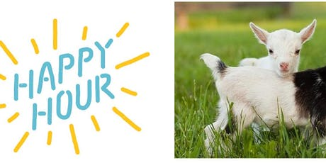 Baby Goat Happy Hour!!! tickets