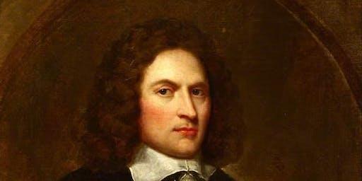 "Richard Wiseman Royalist Surgeon 1645 & 1670"" presented by the esteemed Crabchurch re-enactor Mark Hobden"