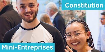 Constitution des Mini-Entreprises de Bruxelles 2019-2020