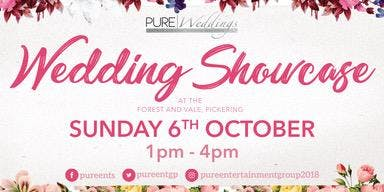 Pure Weddings Showcase 2019