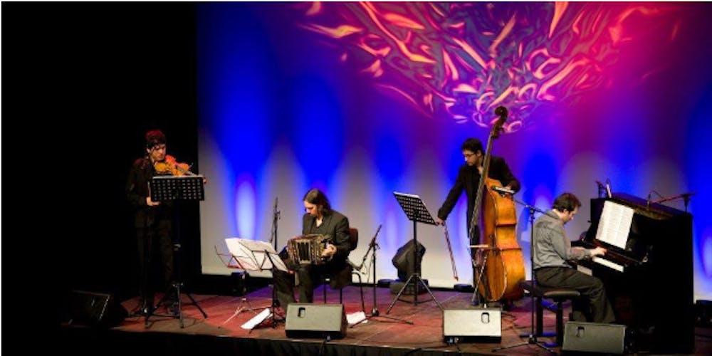 Tango & Argentine Folklore Concert with Alejandro Zeigler Quartet