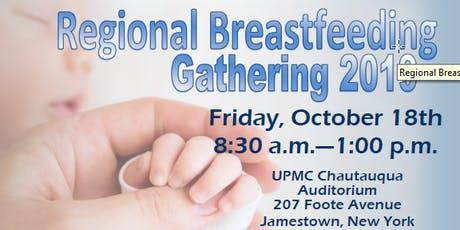 Regional Breastfeeding Gathering 2019 tickets