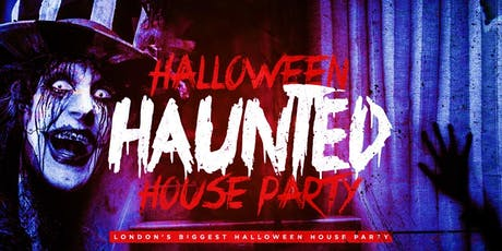 Halloween Haunted House Party tickets