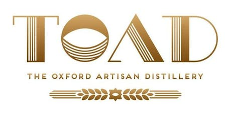 Escape to The Oxford Artisan Distillery - quiz and gin evening at TOAD tickets