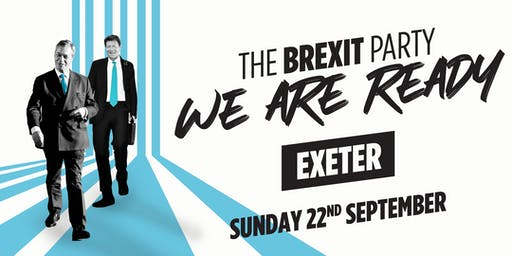 The Brexit Party ⁠— Exeter
