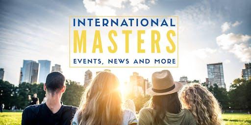 Top Masters Event in Rio De Janeiro