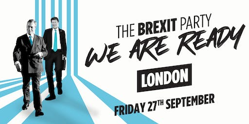 The Brexit Party ⁠— London