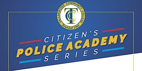Citizens Police Academy: Road Patrol tickets