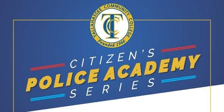 Citizens Police Academy: Criminal Investigation Department tickets