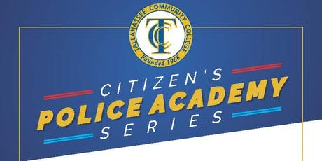 Citizens Police Academy: Crime Scene tickets