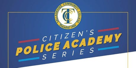Citizens Police Academy: Community and Youth tickets