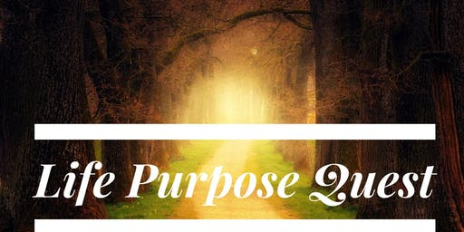 Life Purpose Quest Webinar