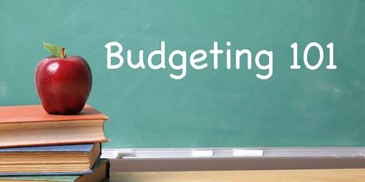 Financial Empowerment Series: Budgeting 101